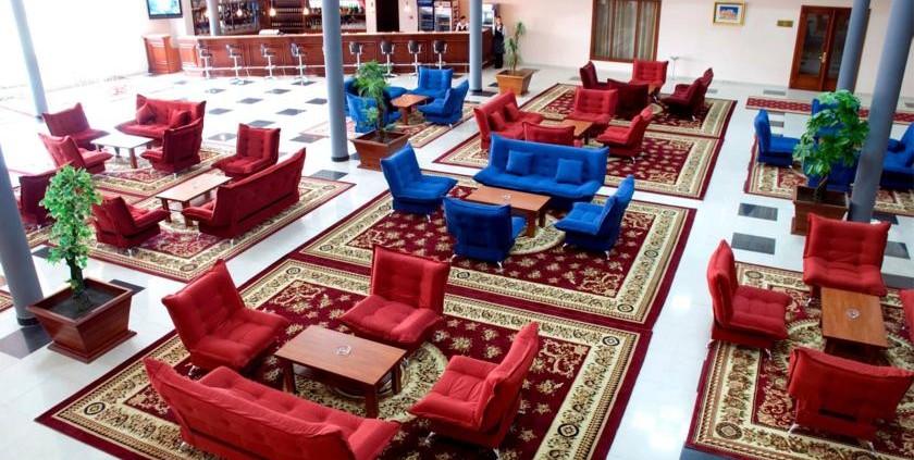 تور نوروز 96 هتل استریوم پالاس تفلیس گرجستان