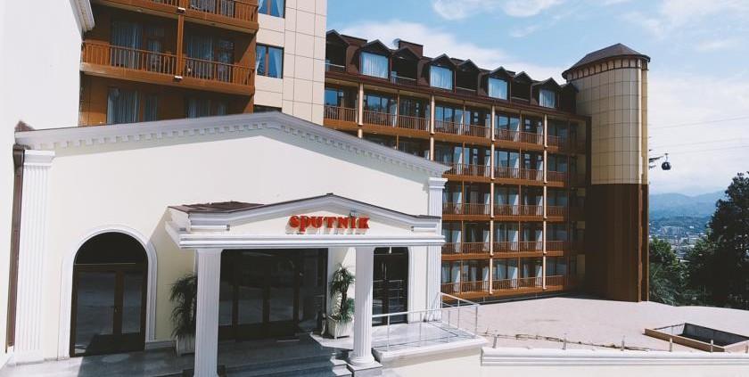 تور نوروز 96 هتل اسپوتنیک باتومی گرجستان
