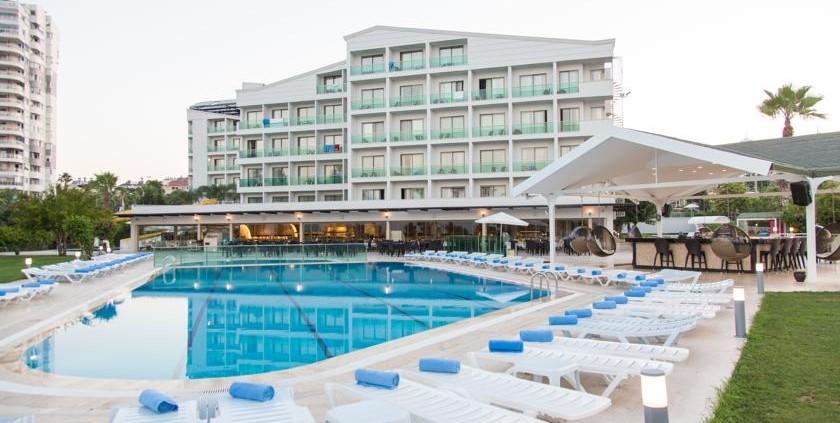تور نوروز 96 هتل فالکون آنتالیا