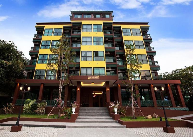 هتل تراس Terrace Hotel
