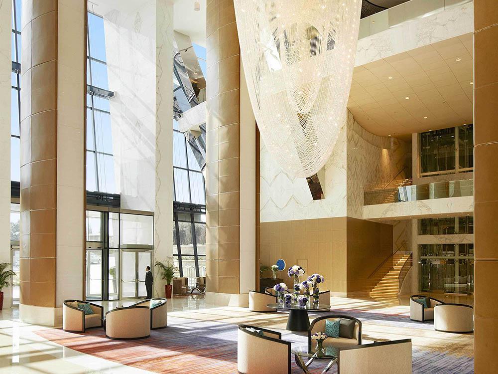 Fairmont Baku, Flame Towers2