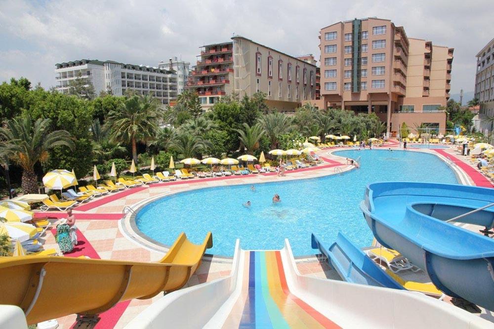Stella Beach Hotel Alanya