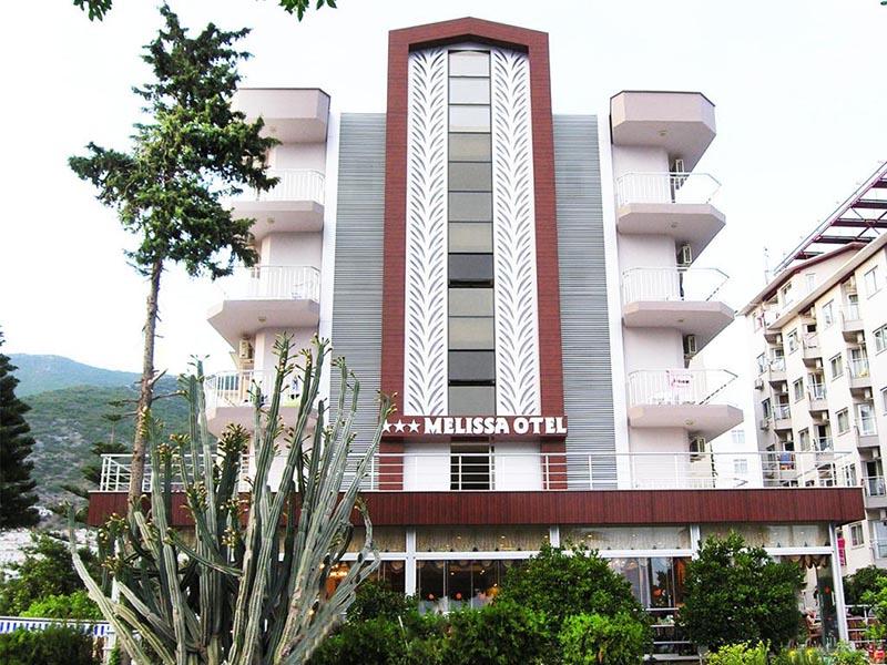 هتل کلئوپاترا ملیزیا Kleopatra Melissa Hotel