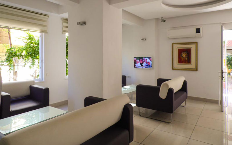 هتل کلئوپاترا Hotel Kleopatra2