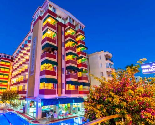 هتل گلکسی بیچ هتل