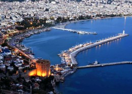 Alanya_view-at-night