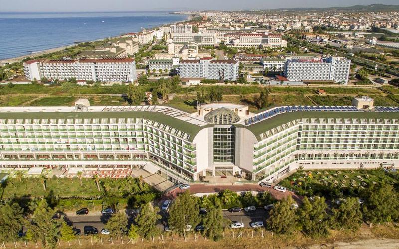 Hedef Beach Resort Hotel)