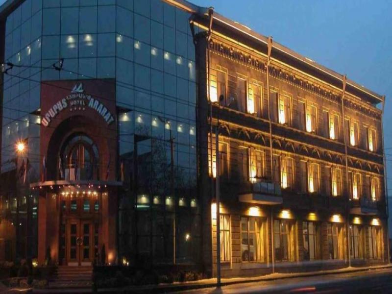 هتل آرارات (Ararat Hotel)