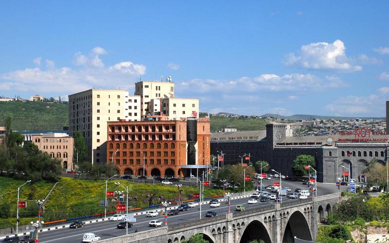 هتل متروپل ایروان (Metropol Hotel)