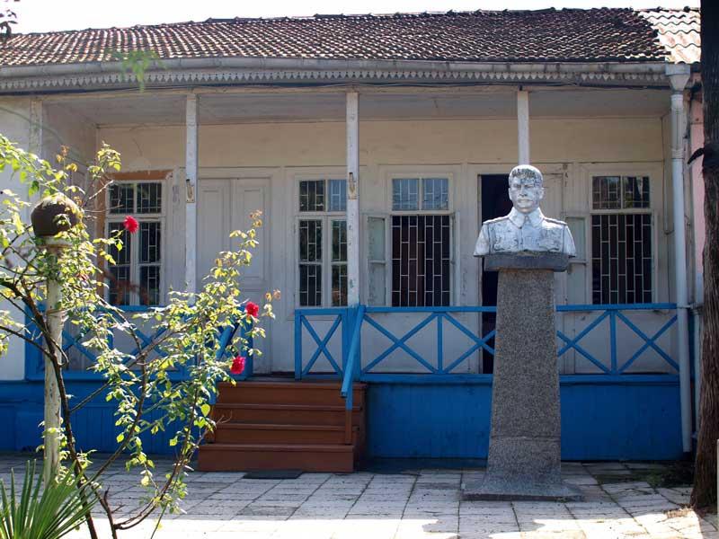 موزه استالین (Stalin Museum)