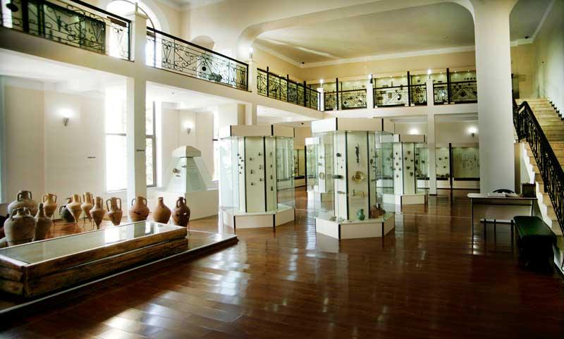موزه باستان شناسی باتومی (Archaeological Museum)