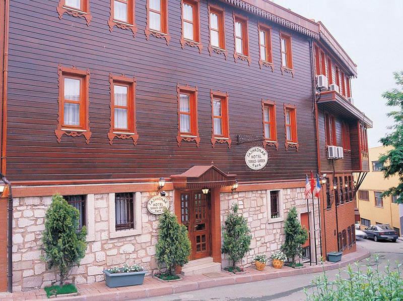 هتل تاشکناک (Hotel Tashkonak Istanbul)