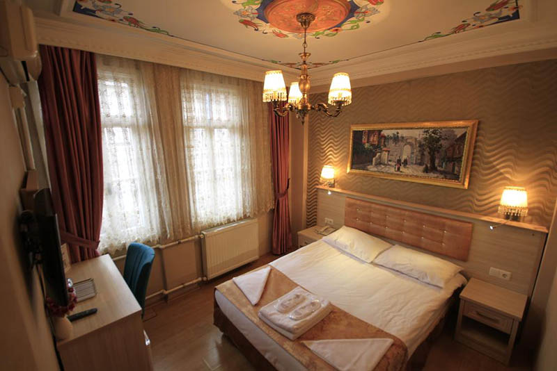 هتل تاشکناک (Hotel Tashkonak Istanbul)2