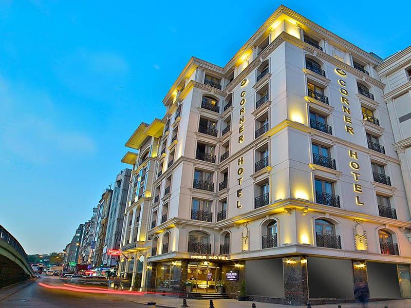 هتل کرنر لالهلی (Corner Hotel Laleli)