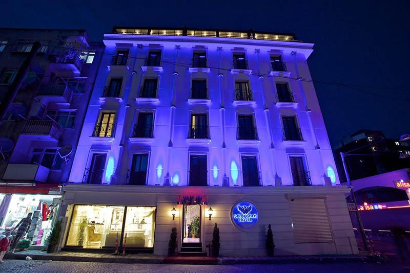 هتل گلد (Hotel Gold Istanbul)