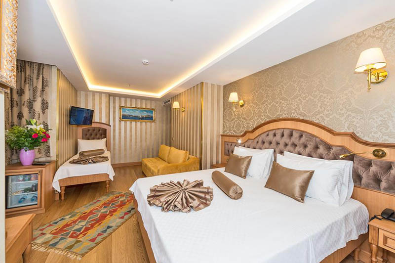 هتل گلد (Hotel Gold Istanbul)3