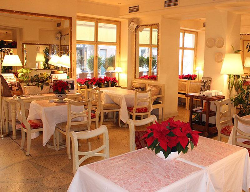رستوران Le Marais