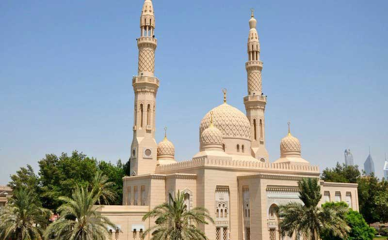 مسجد جمیرا (Jumeirah Mosque)
