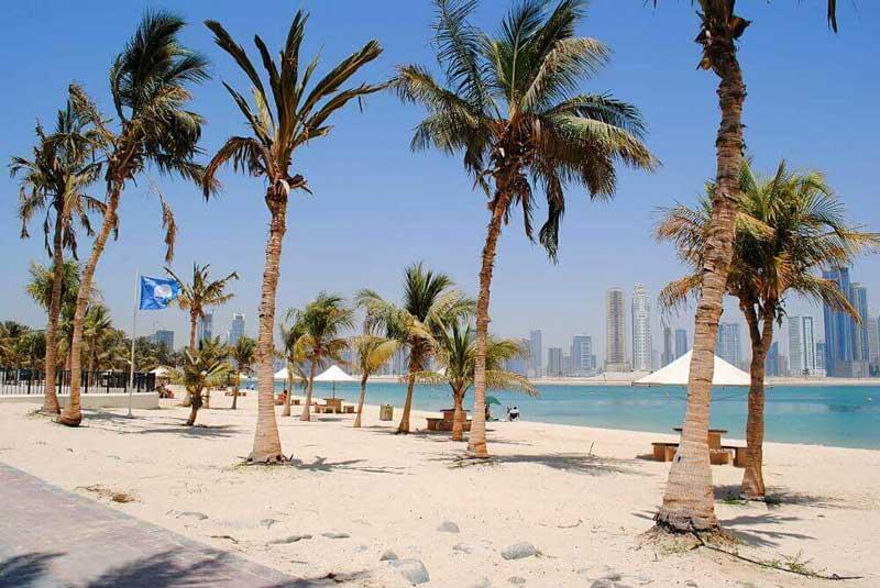 پارک ساحلی الممرز (Al Mamzar Beach Park)