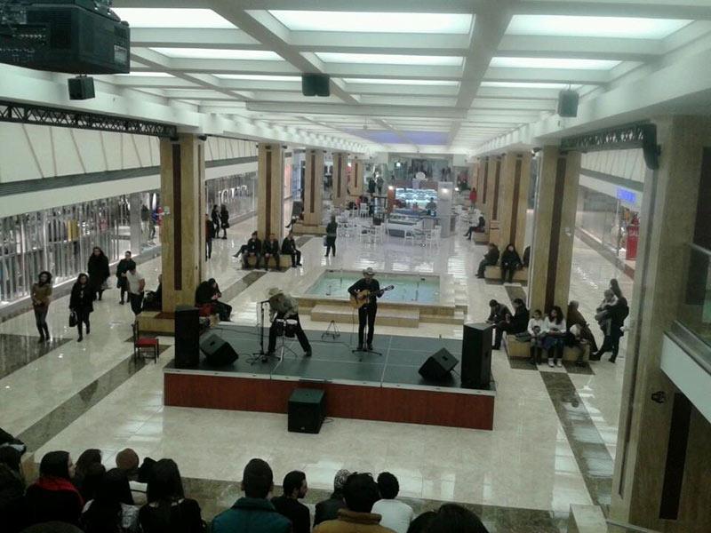 مرکز خرید مترونوم (Metronome Shoppinh Center)3