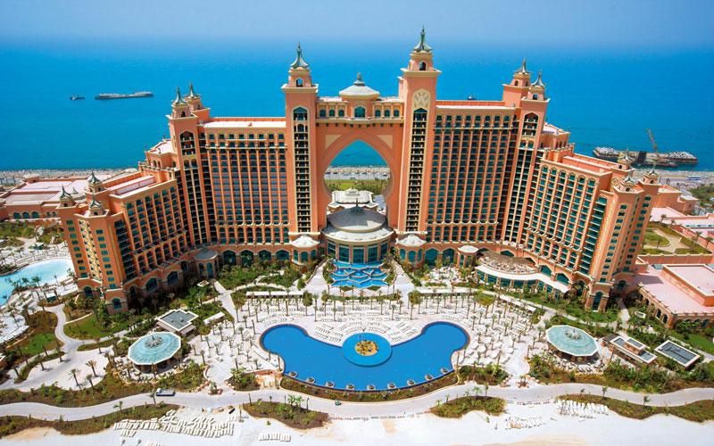 هتل آتلانتیس (Atlantis The Palm)