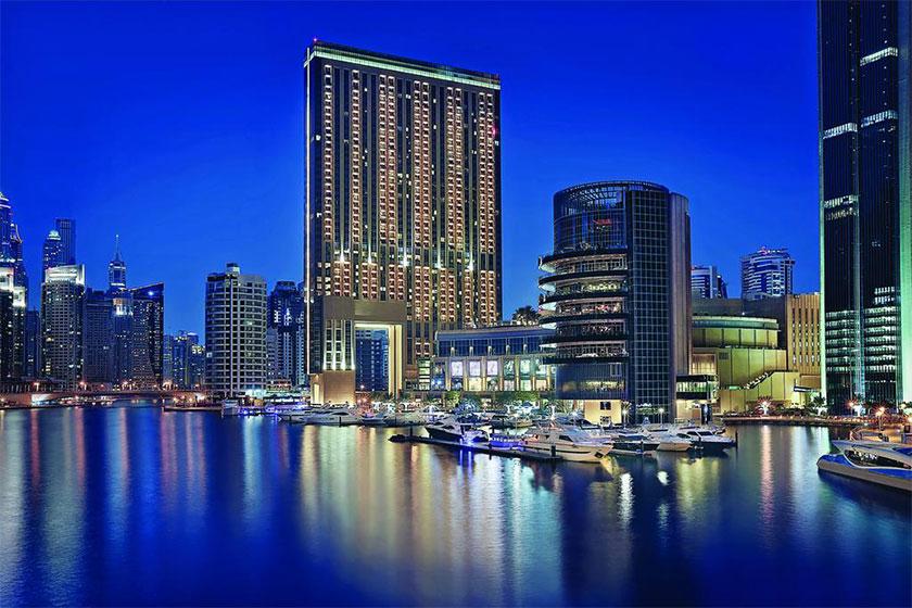 هتل آدرس مارینا (The Address Dubai Marina)