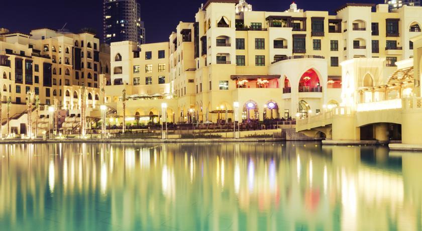 هتل آرمانی دبی (Armani Dubai Hotel)