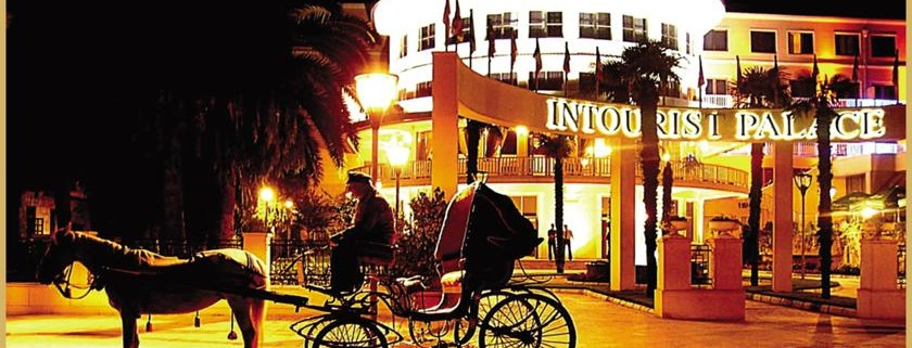 تور نوروز 96 هتل اینتوریست باتومی گرجستان