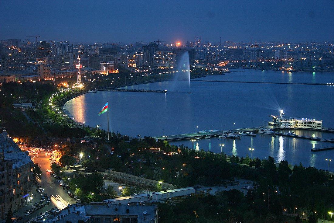 -شهر جاذبه های دیدنی باکو | قسمت اول
