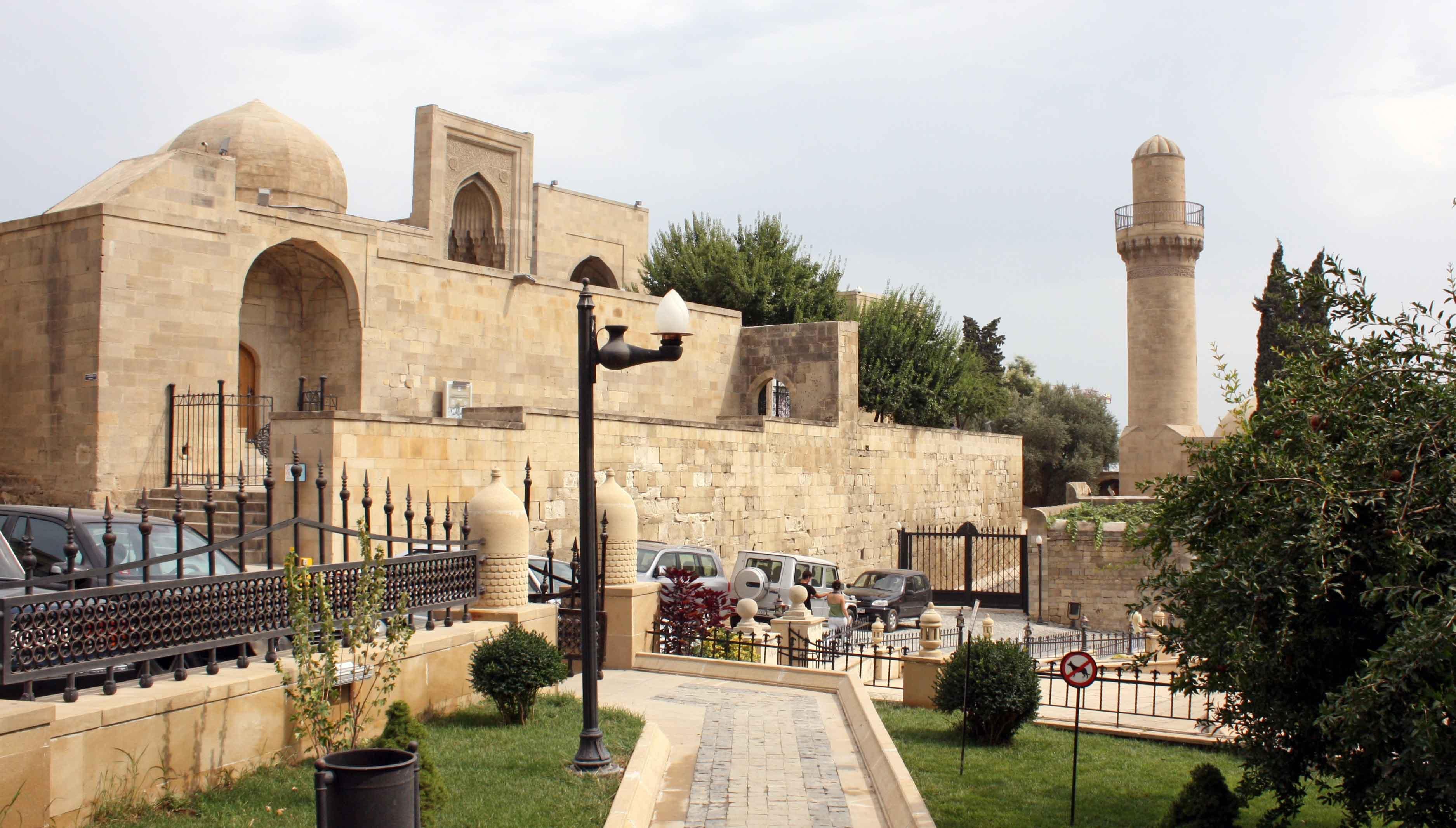 -شیروان-شاه جاذبه های دیدنی باکو | قسمت اول