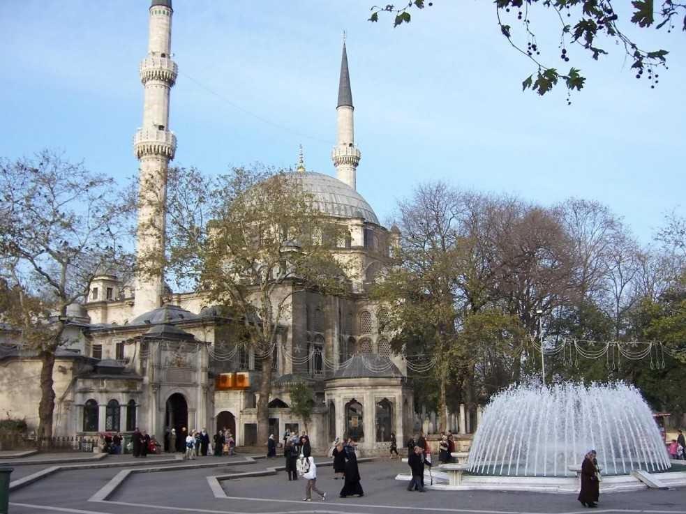 AKshabeh Sultan Mosque Alanya