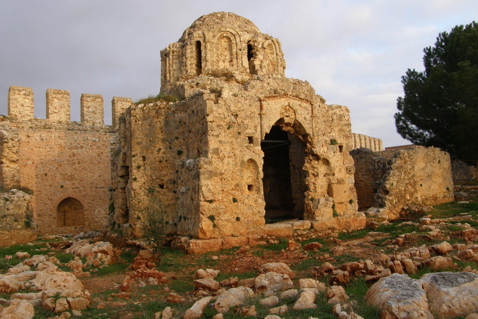 Aya yurgi Church Alanya