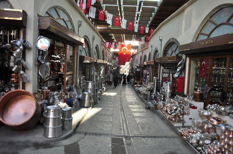 Bedesten معرفی بهترین جاذبه های گردشگری ترابزون ترکیه   قسمت دوم