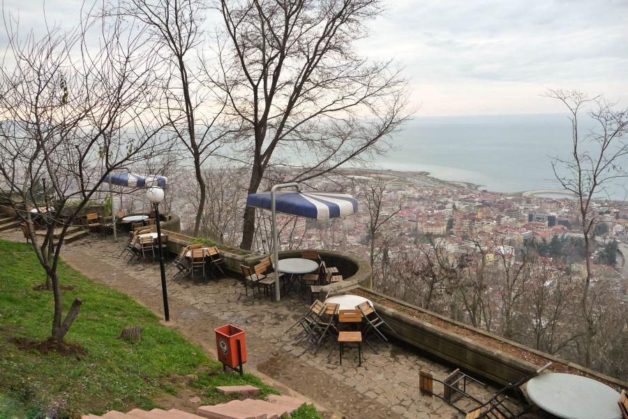 Boztepe-Hill معرفی بهترین جاذبه های گردشگری ترابزون ترکیه   قسمت دوم
