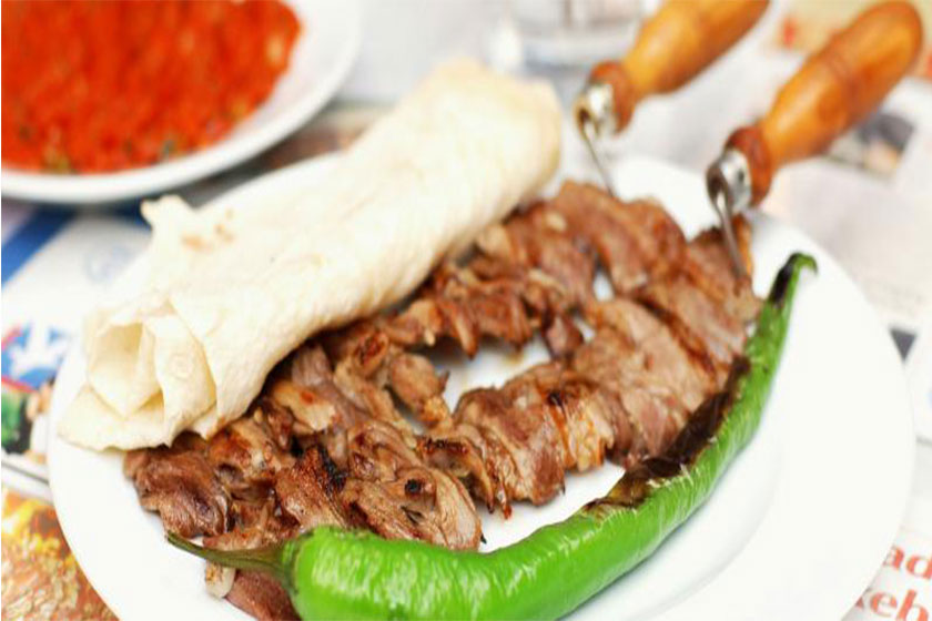 Damak-Kebap رستوران ها و کافه های شهر وان