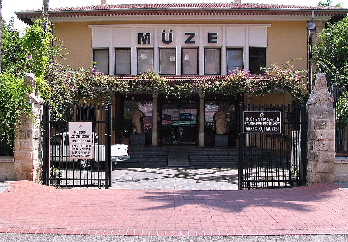 Kyzylkvly museums in Alanya