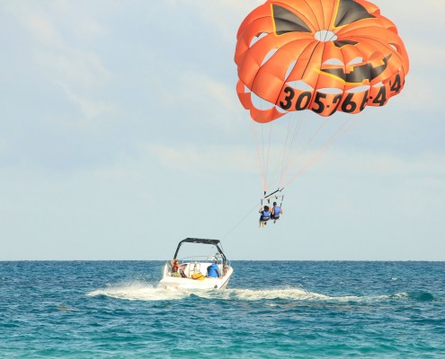 Parachute Games in Antalya