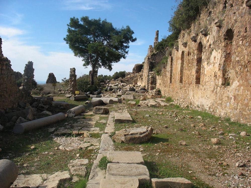 Ruins of Mahmudlar