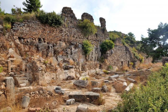 Ruins of Syedra