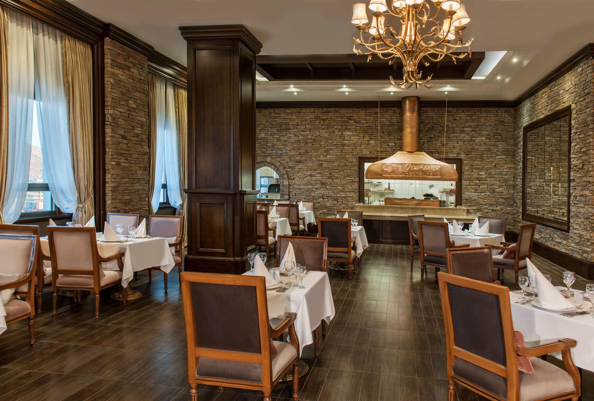Tepe-Ocakbaşı رستوران ها و کافه های شهر وان