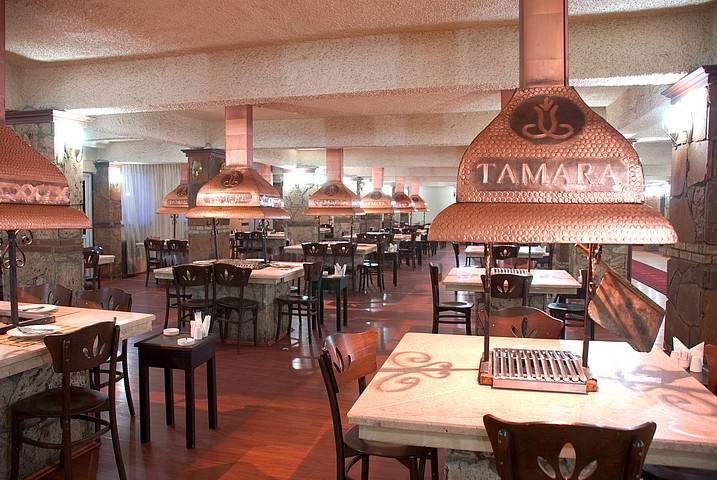 tamara-otel-30 رستوران ها و کافه های شهر وان