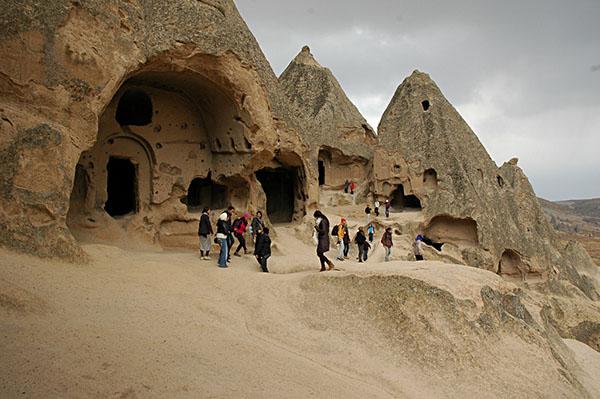 صومعه سرای سلیمه Selime Monastery