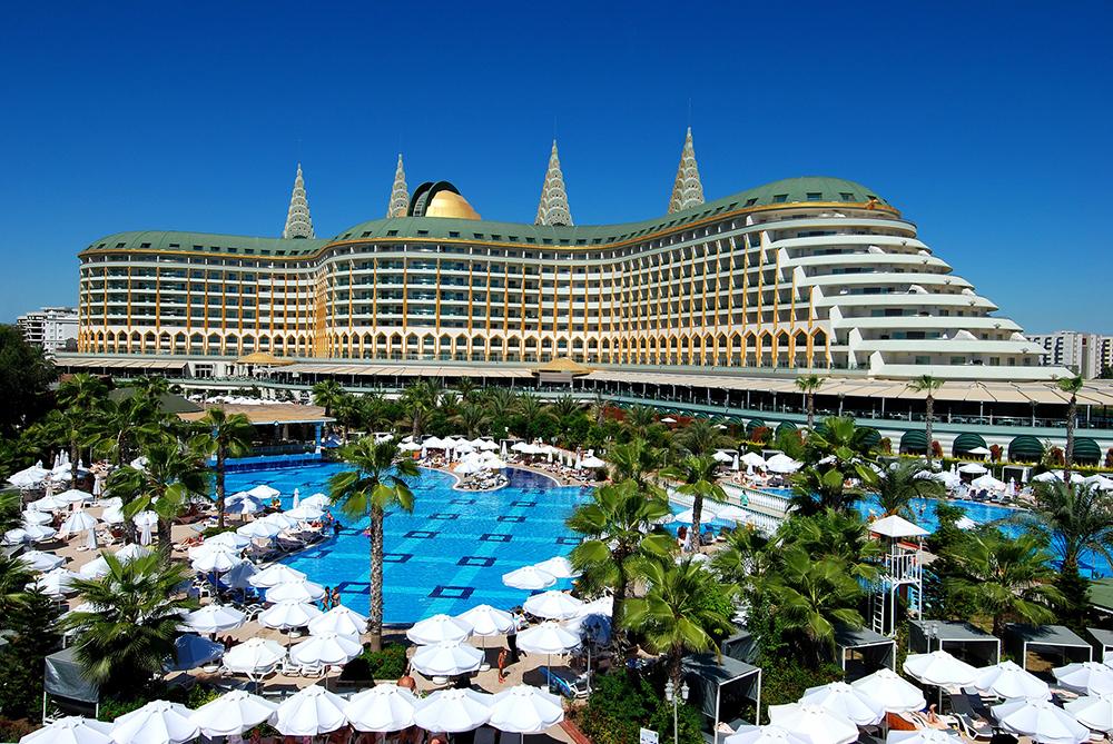 هتل دلفین ایمپریال لارا Delphin Imperial Lara