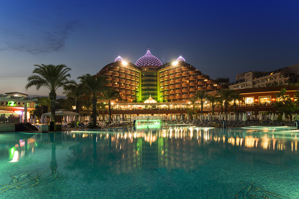 هتل دلفین پالاس Delphin Palace