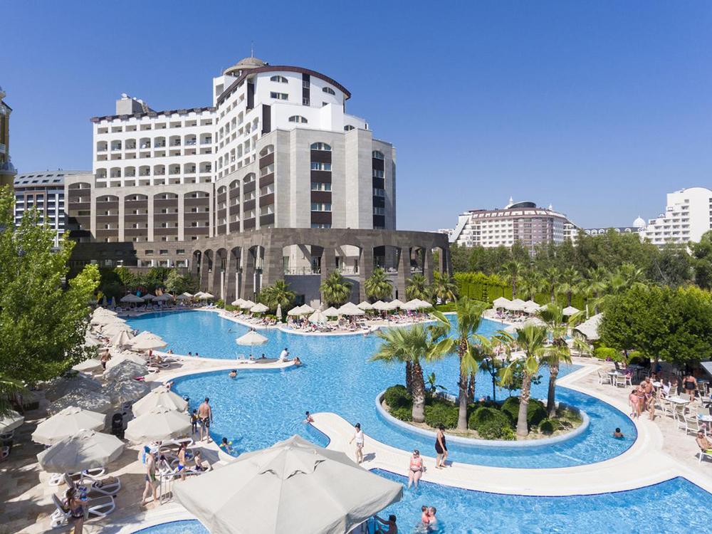 هتل ملاس لارا Melas Lara