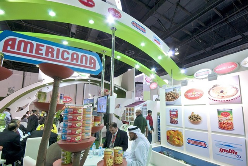 Americana-Supermarket معرفی مراکز خرید باکو