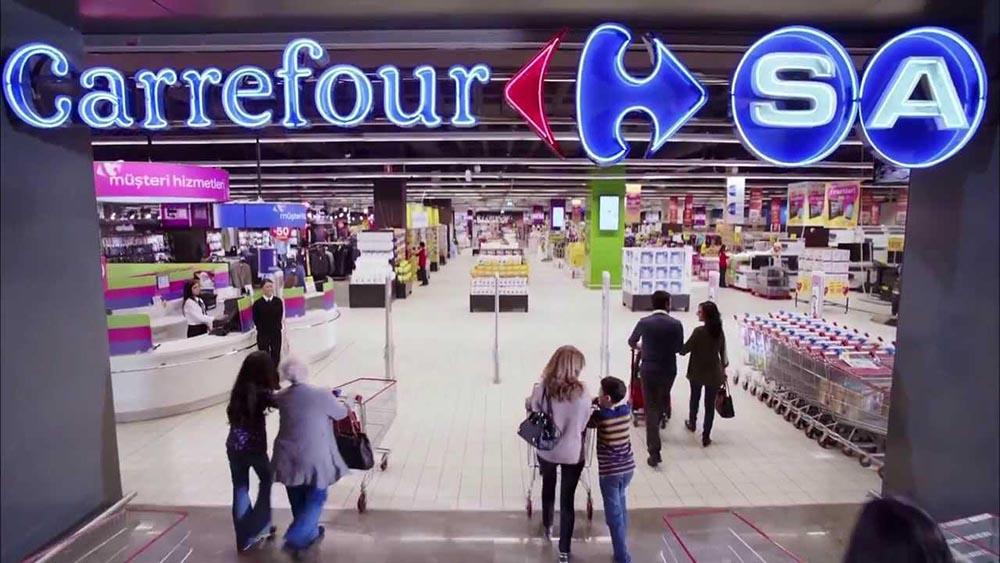 CarrefourSA مراکز خرید ترابزون