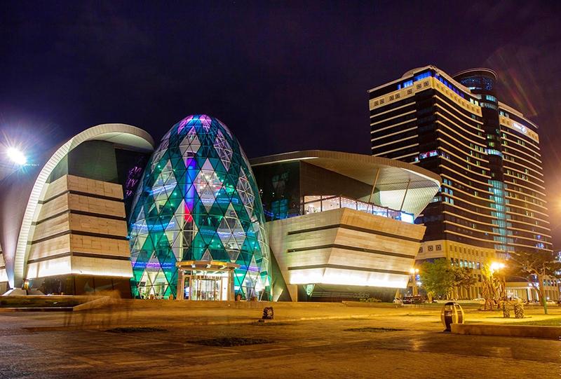 Park-Bulvar معرفی مراکز خرید باکو