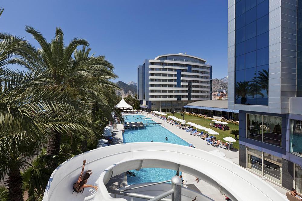 Porto-Bello بهترین هتل های آنتالیا   قسمت دوم