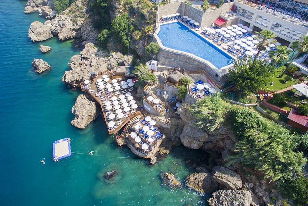 Ramada-Plaza بهترین هتل های آنتالیا   قسمت دوم